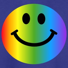 Rainbow Smiley Face Kids' | Clipart Panda - Free Clipart ...