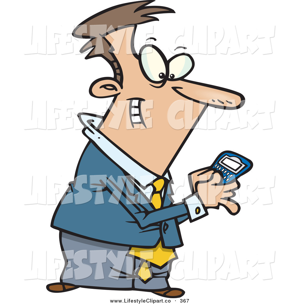 smiling-man-clipart-clip-art-of-a-smiling-man-using-a-blackberry    Smiling Man Clipart