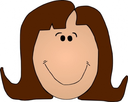 Smiling Person Clip Art | Clipart Panda - Free Clipart Images