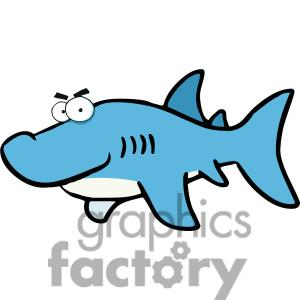 Free Shark Clip Art