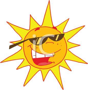 Free Clip Art Sun Wearing Sunglasses Www Tapdance Org