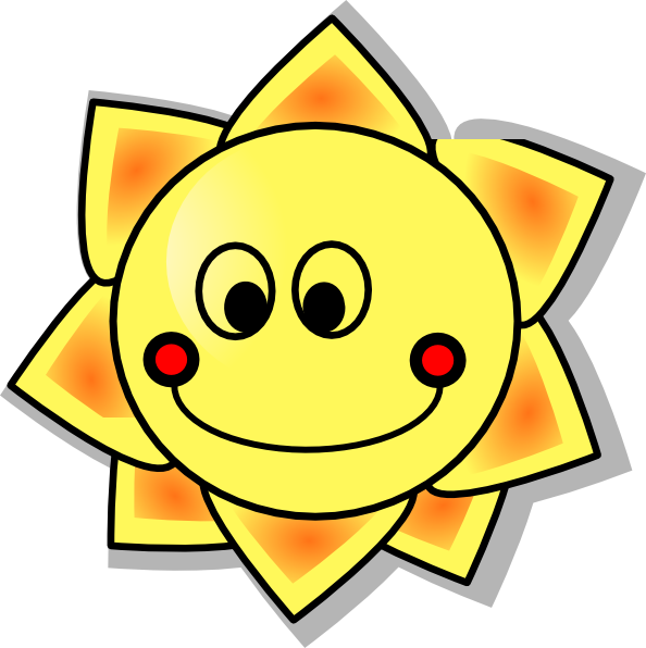 smiling sun clip art vector clipart panda free clipart images rh clipartpanda com smiling sun clipart images smiling sun clip art images