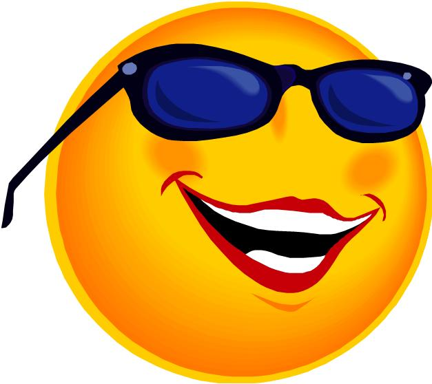 Free Sun With Sunglasses Clipart Www Tapdance Org