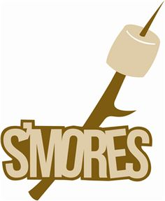 Smores Clipart Black And White | Clipart Panda - Free Clipart Images