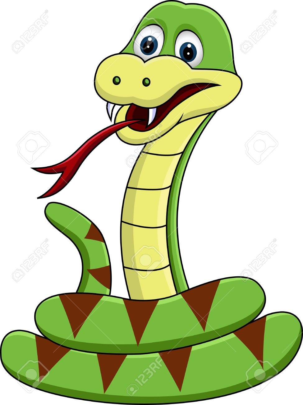 Snake Clip Art For Kids | Clipart Panda - Free Clipart Images