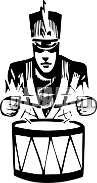 Snare Drum Clipart Black And White | Clipart Panda - Free Clipart ...