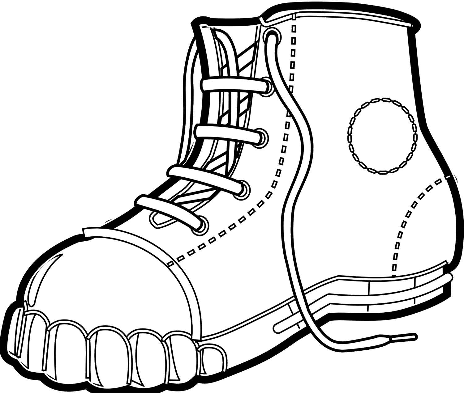 winter boots coloring pages - winter boots clipart clipart panda free clipart images