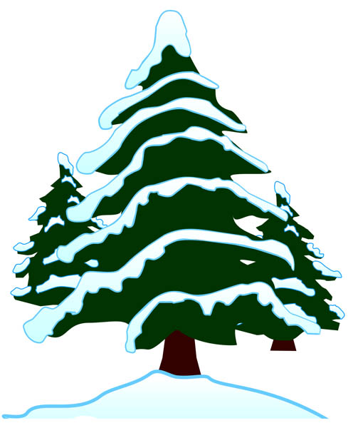 original clip art produced by clipart panda free clipart images rh clipartpanda com clipart of snowy christmas trees clipart of snow covered pine tree
