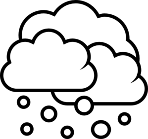 Snow Cloud Clipart - All About Clipart