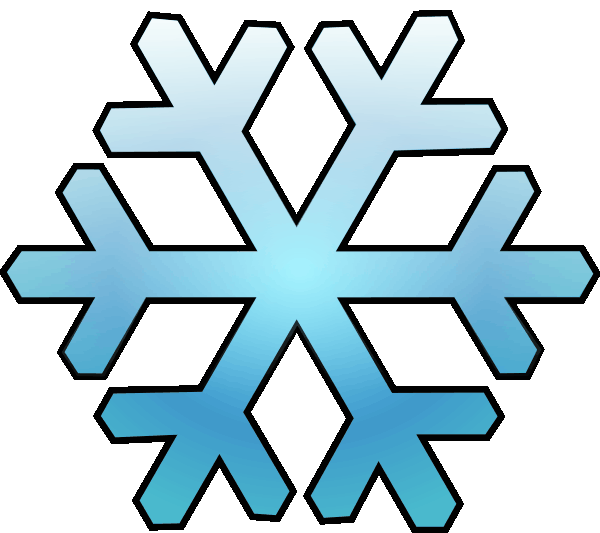Snowflake Clipart Animation | Clipart Panda - Free Clipart Images