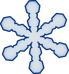 Winter Snowflakes Clipart | Clipart Panda - Free Clipart Images