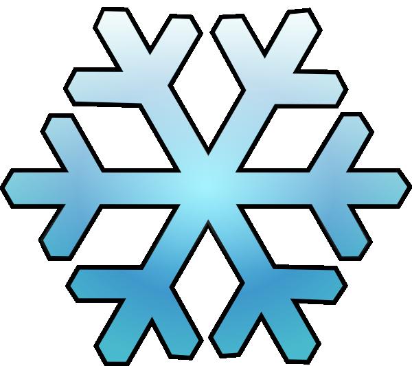 Cartoon Snowflake Clip Art | Clipart Panda - Free Clipart Images