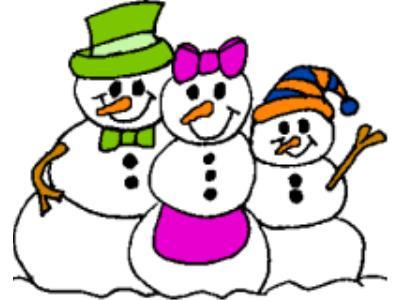 Building a Snowman Clip Art Snowman Clip Art