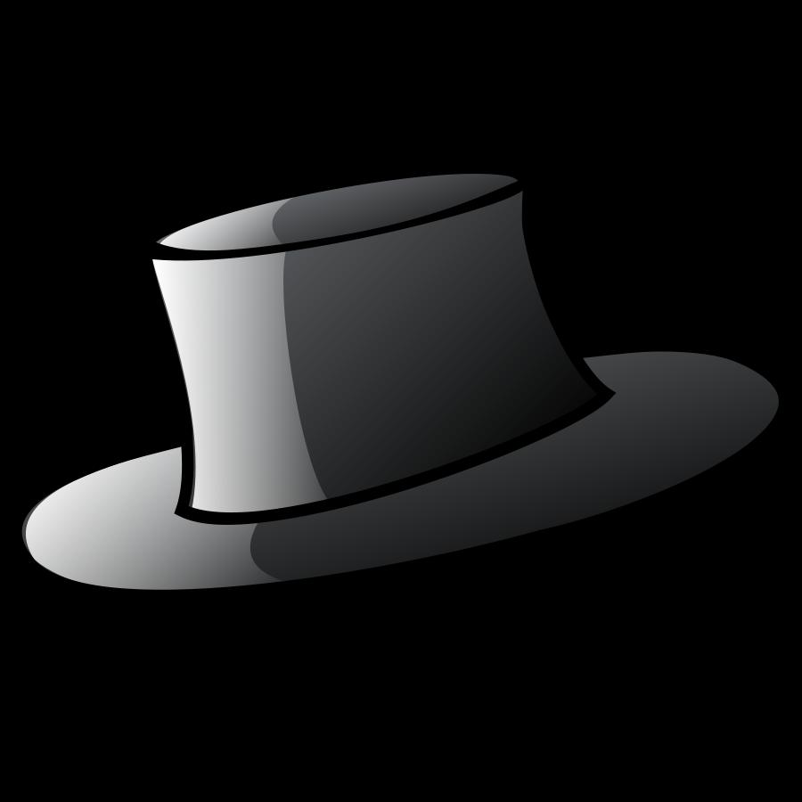 Top Hat Clip Art