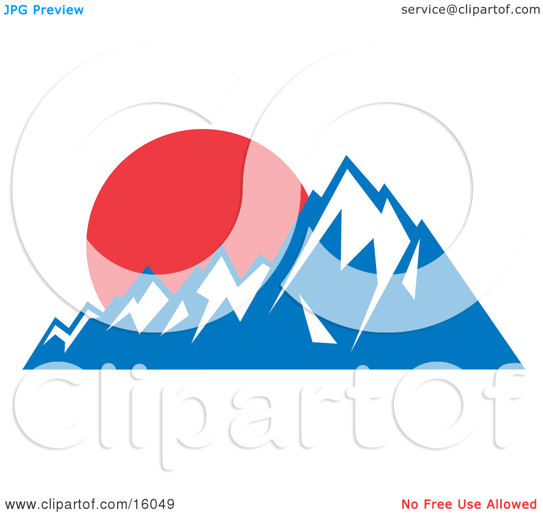 snowy mountain clip art clipart panda free clipart images