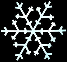 Beautiful Snowy Weather Symbol R Inside Decorating