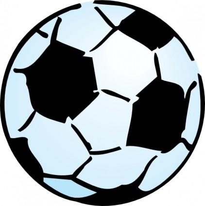 Clip Art Soccerball Clipart soccer ball border clip art clipart panda free images