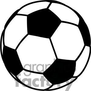 Red Soccer Ball Clip Art | Clipart Panda - Free Clipart Images