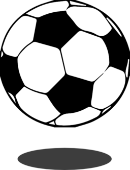 Clip Art Clipart Soccer Ball soccer ball clip art black and white clipart panda free art