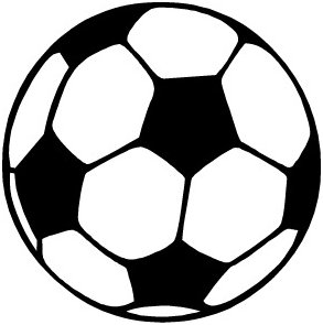 soccer ball 1 clipart panda free clipart images rh clipartpanda com Girl Clip Art Soccer soccer clipart images free