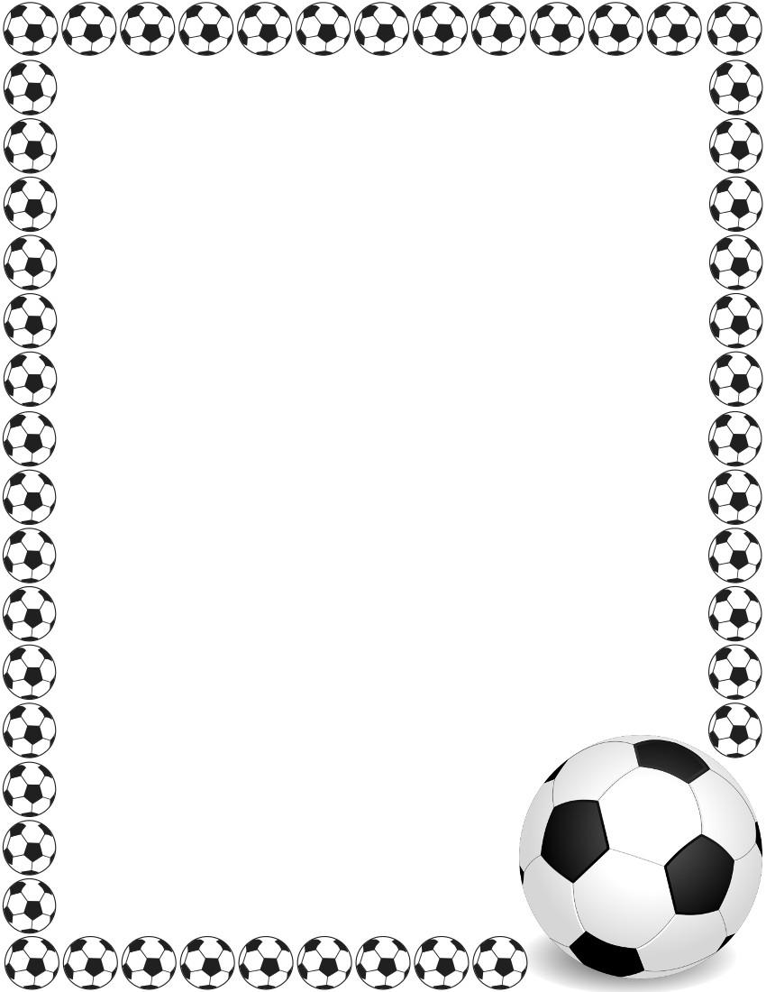 soccer border template elita aisushi co
