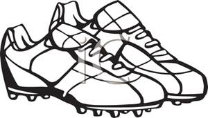 Soccer Cleat Clipart Clipart Panda Free Clipart Images