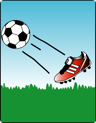 Animated Pictures That Move Soccer Cleats C...