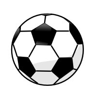 Image result for soccer  clipart