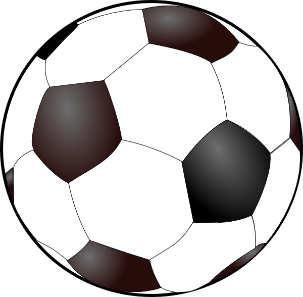 Football Outline Vector | Clipart Panda - Free Clipart Images