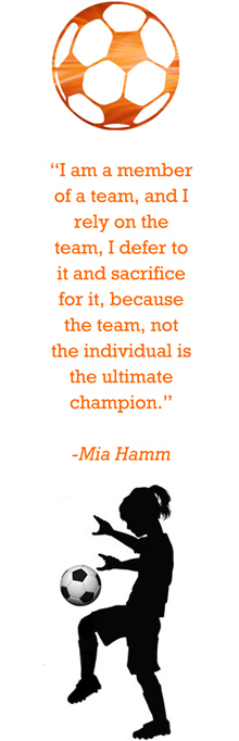 Soccer Wallpaper Quotes Mia Hamm