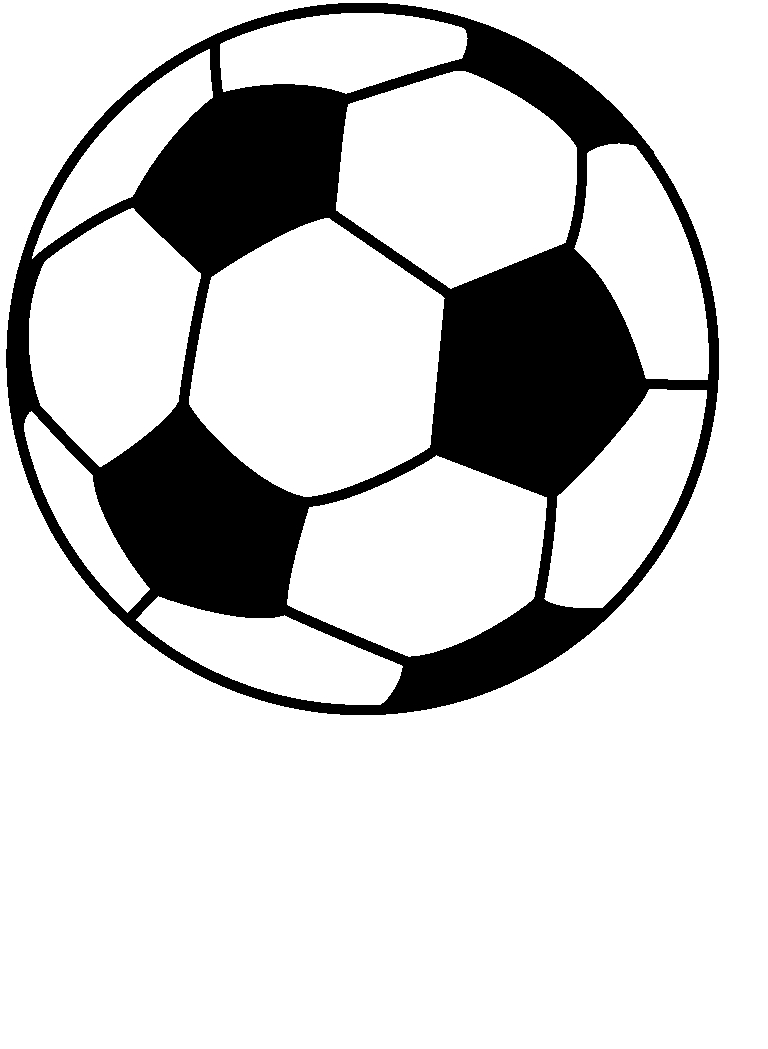 Soccer Ball Coloring Pages Clipart Panda Free Clipart Images