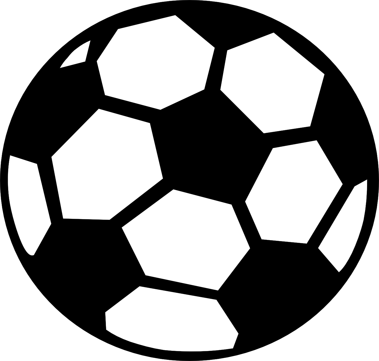 Soccer Ball Vector | Clipart Panda - Free Clipart Images