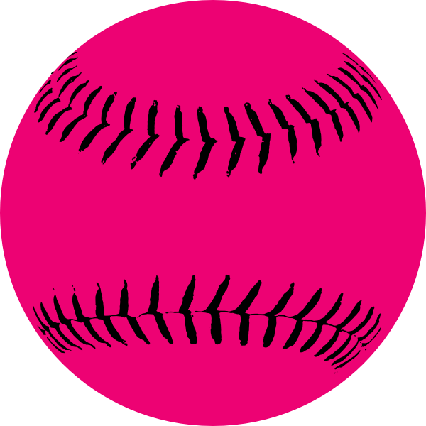 Softball Clipart Black And White | Clipart Panda - Free Clipart Images
