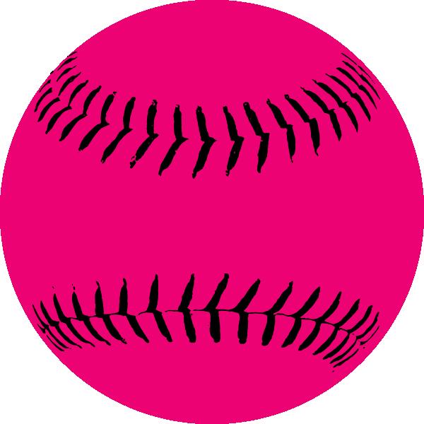 pink softball clip art clipart panda free clipart images rh clipartpanda com softball clipart pictures