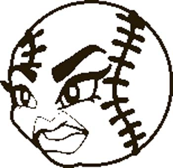 Softball Clip Art Projects Clipart Panda Free Clipart Images
