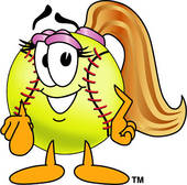 Softball Clip Art With Sayings | Clipart Panda - Free Clipart Images