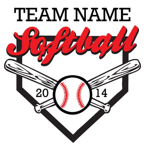 softball clipart free download - photo #17