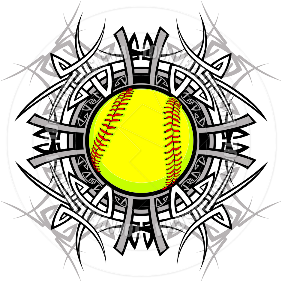 fastpitch softball tribal clipart panda free clipart images rh clipartpanda com Fastpitch Softball Graphics Softball Bat Clip Art