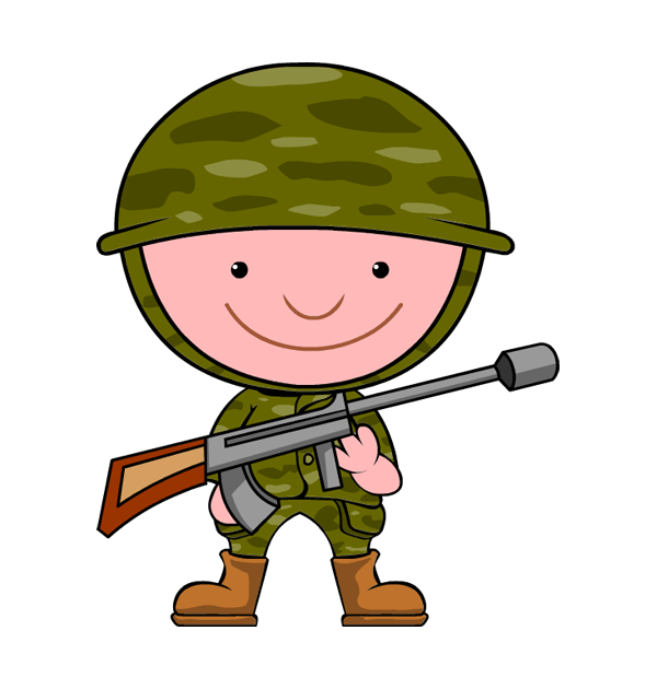 soldiers clip art free clipart panda free clipart images rh clipartpanda com army tank clip art free army rank clipart free