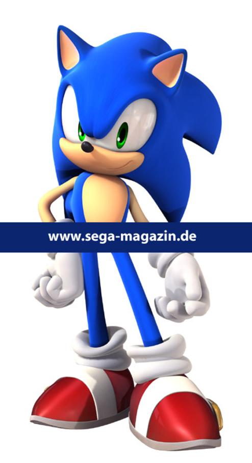 Sonic Clip Art