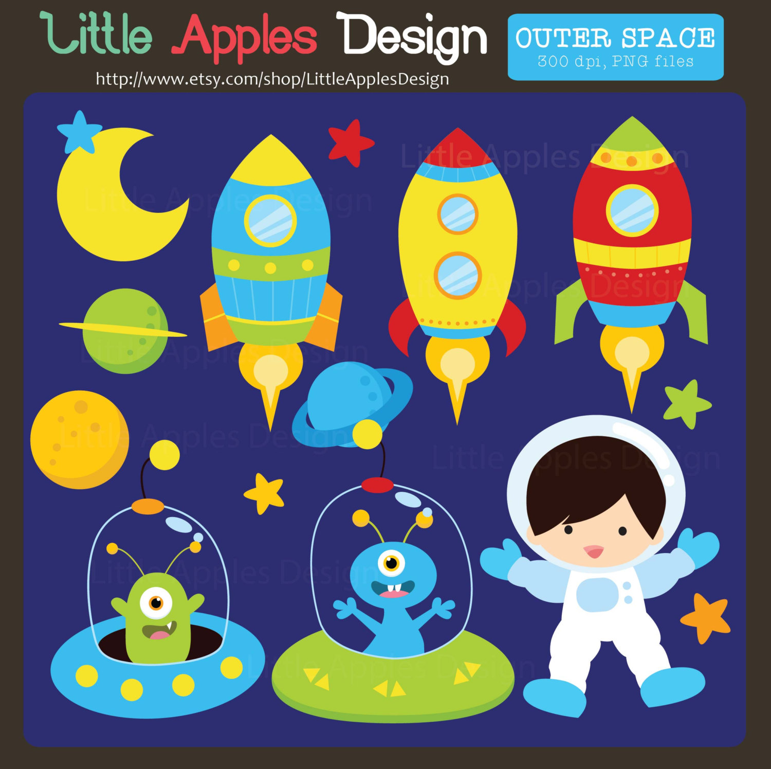 Space Clip Art  Space Images  MyCuteGraphics