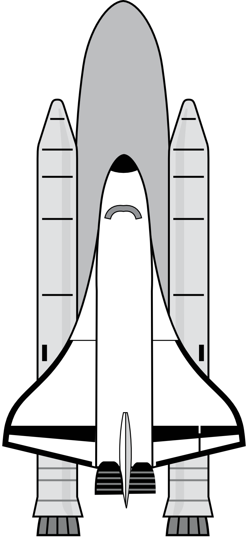 space shuttle PNG 80(K) | Clipart Panda - Free Clipart Images