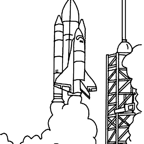 free apollo 11 coloring pages - photo#29