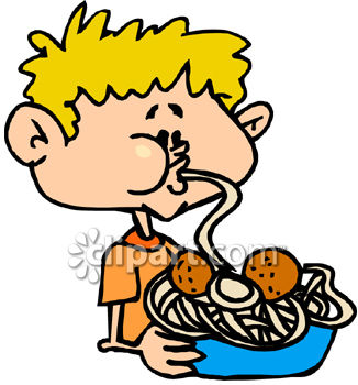 Eating Dinner Clipart | Clipart Panda - Free Clipart Images