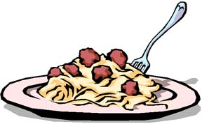 Image result for spaghetti clipart