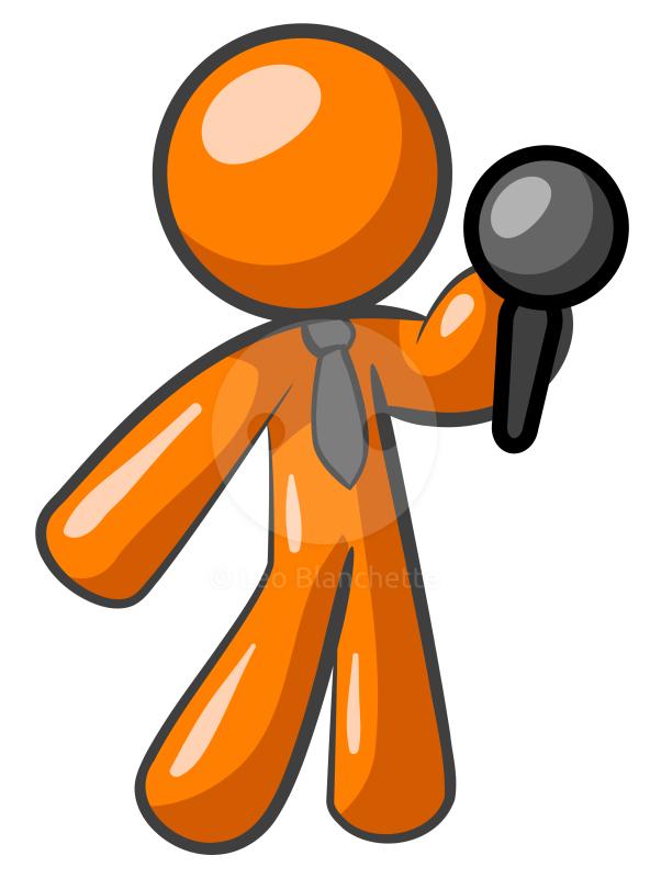 Speech Clip Art...