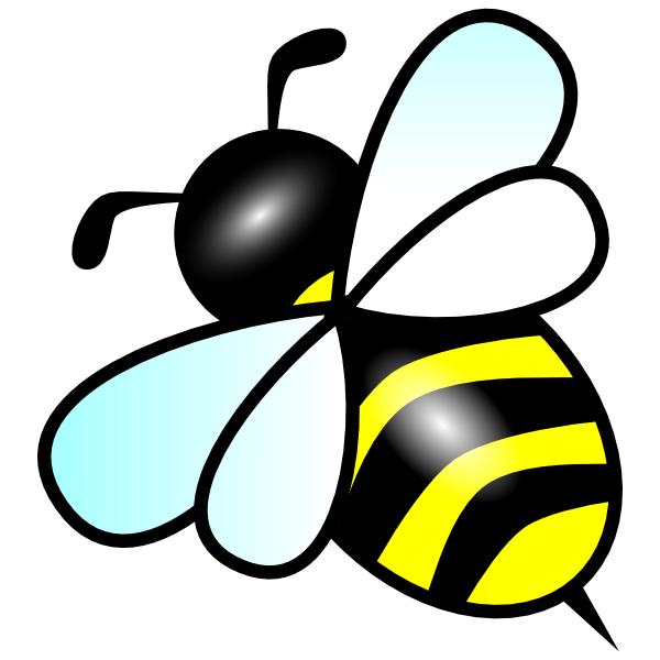 bee clip art vector clip art clipart panda free clipart images rh clipartpanda com bee clip art heart bee clipart to color