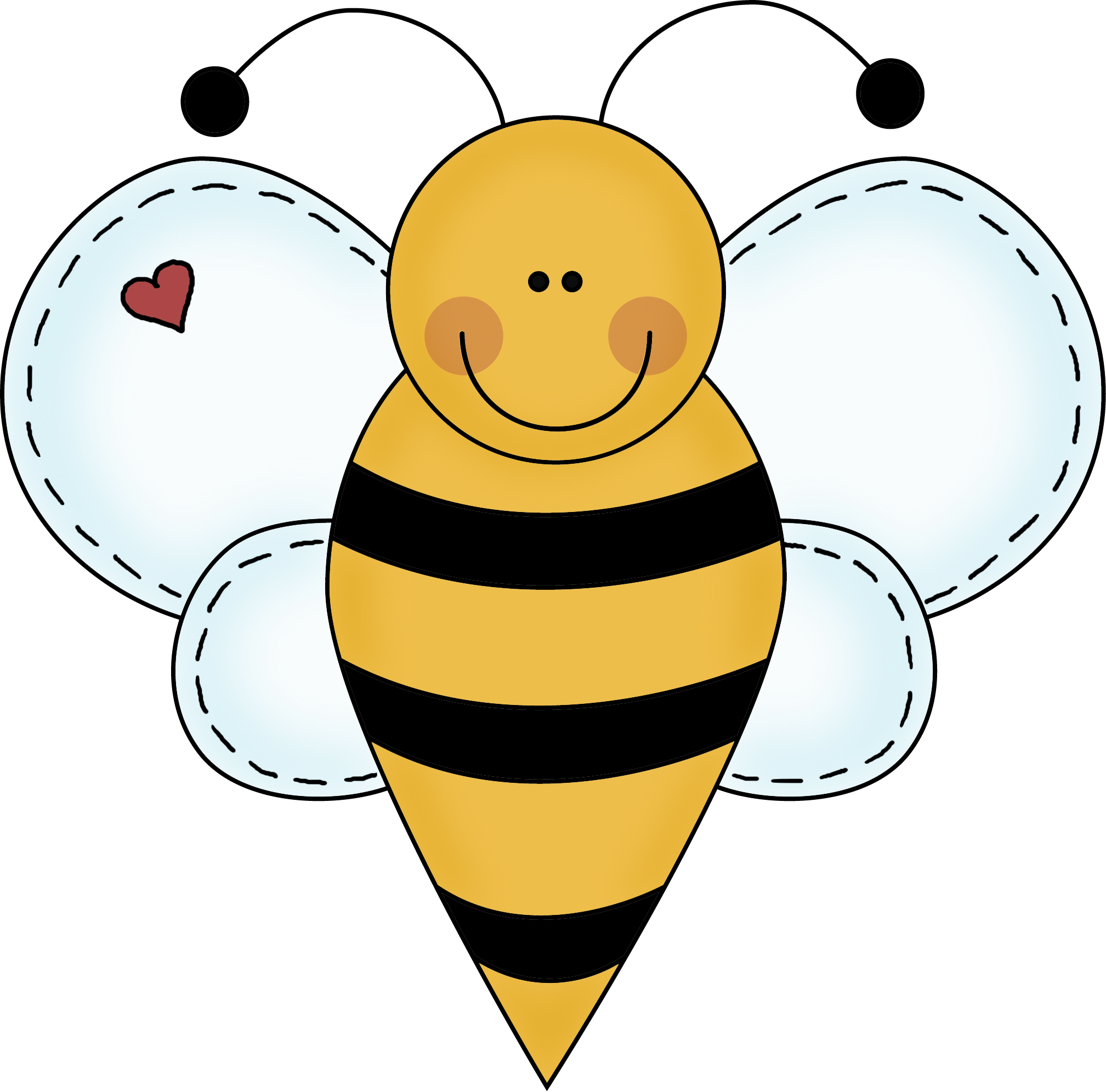 Spelling Bee Clipart Black And White | Clipart Panda - Free Clipart ...
