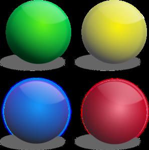 Color Spheres clip art | Clipart Panda - Free Clipart Images