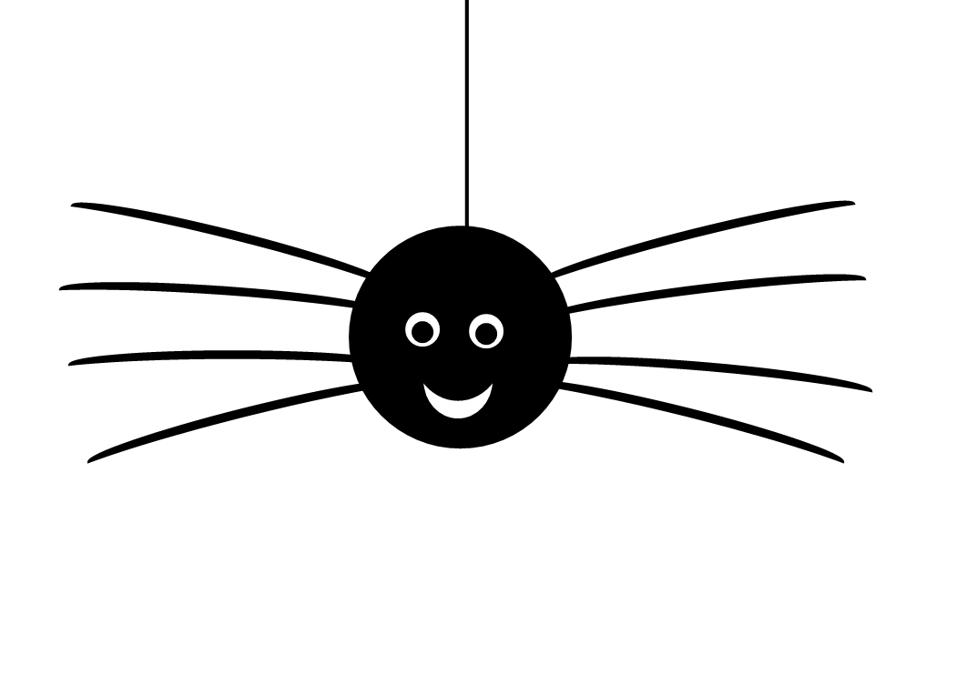 clipart spider - photo #42